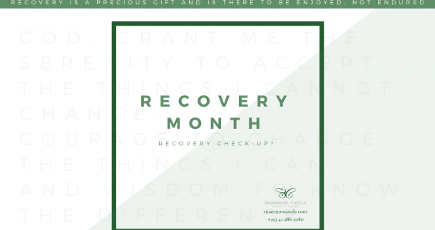 Recovery Month - Recovery Check-Up?
